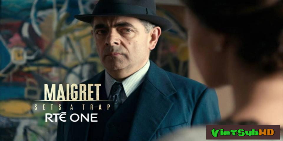 Phim Thám Tử Maigret: Cạm Bẫy VietSub HD | Maigret Sets A Trap 2016