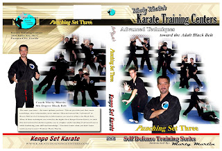 Advanced Self Defense Punching Set 3