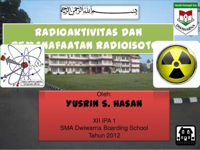 Program Islamic School Bogor Di SMA Dwiwarna