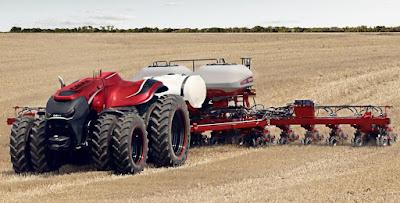 otonom traktor