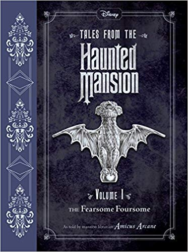 Tales From The Haunted Mansion Book Review