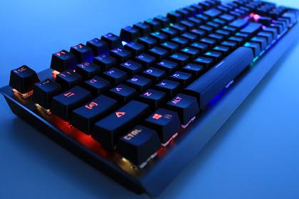 5 Keyboard Gaming Mechanical RGB Terbaik dan Paling Murah, Sesuai Untuk Gamer Low Budget!