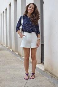Shorts de talle alto, ¿cómo los combino?