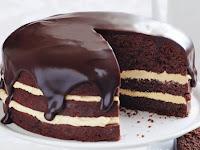 Cara Mudah Membuat Kue Coklat Paling Gurih Dan Nikmat