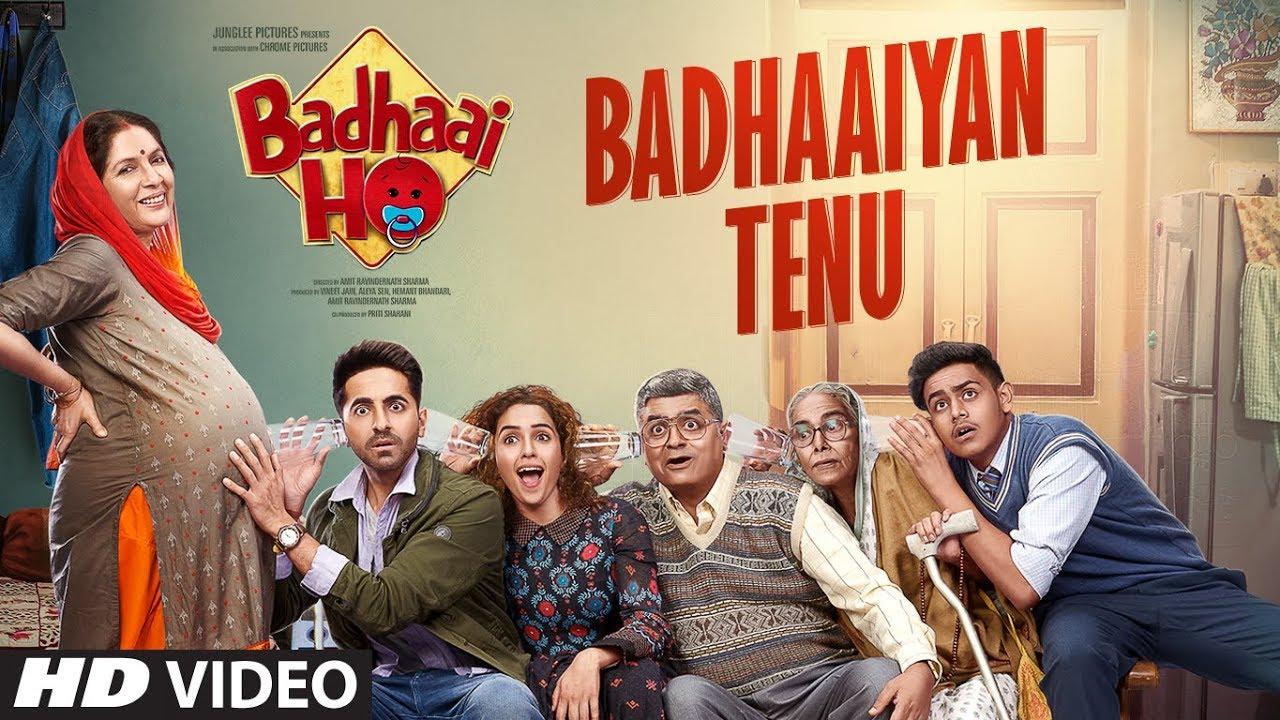 badhai ho badhai full hd movie free download