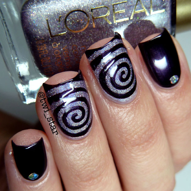 Loreal Masked Affair Twinkled T Cyclone Vinyls