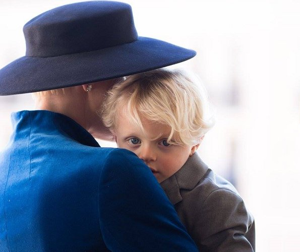 Prince Albert and Princess Charlene twins, Princess Gabriella and Prince Jacques celebrate their 3rd birthday