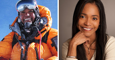 Sophia Danenberg, first Black woman and African American to climb Mount Everest
