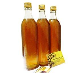 Mật ong hoa nhãn chai 500ml
