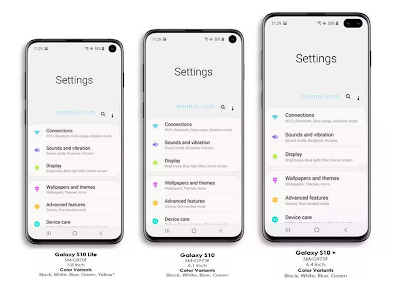Samsung Galaxy S10 Manual and Tutorial Galaxy S10 Plus