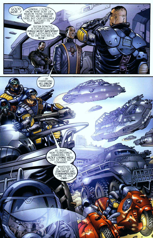 Read online Sigil (2000) comic -  Issue #14 - 11