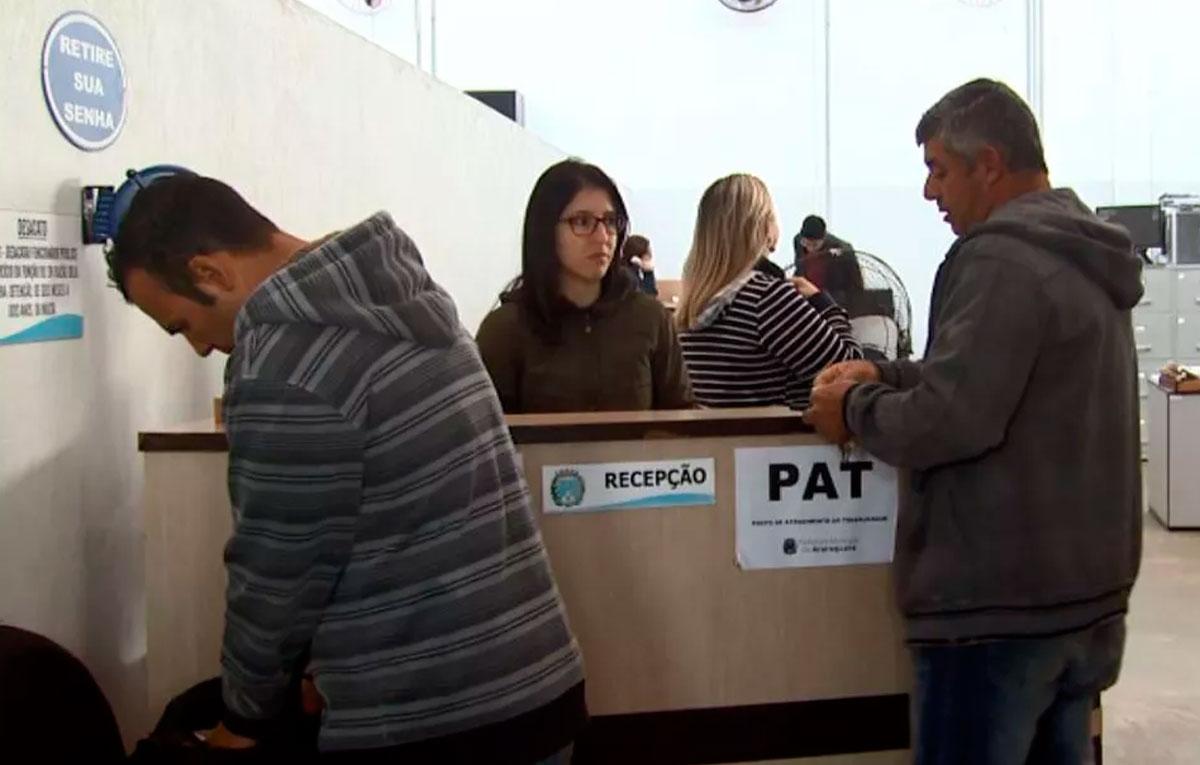 Araraquara, SP, fecha 1,5 mil postos de trabalho em um ano, aponta Caged