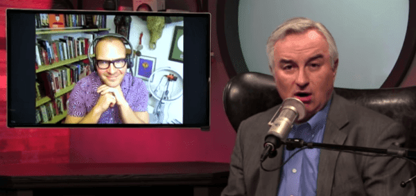 Cory Doctorow And Leo Laporte