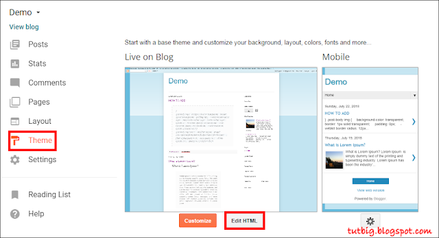 Remove Subscribe To Posts (Atom) From Blogger