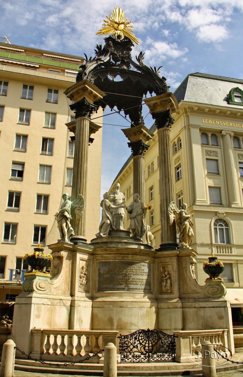 Hoher Markt de Viena