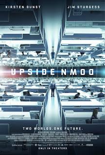 Upside Down movie poster Kirsten Dunst