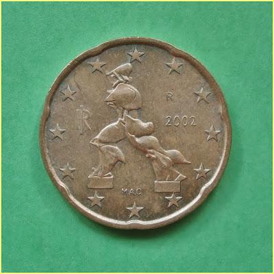 0,20 Euros Italia