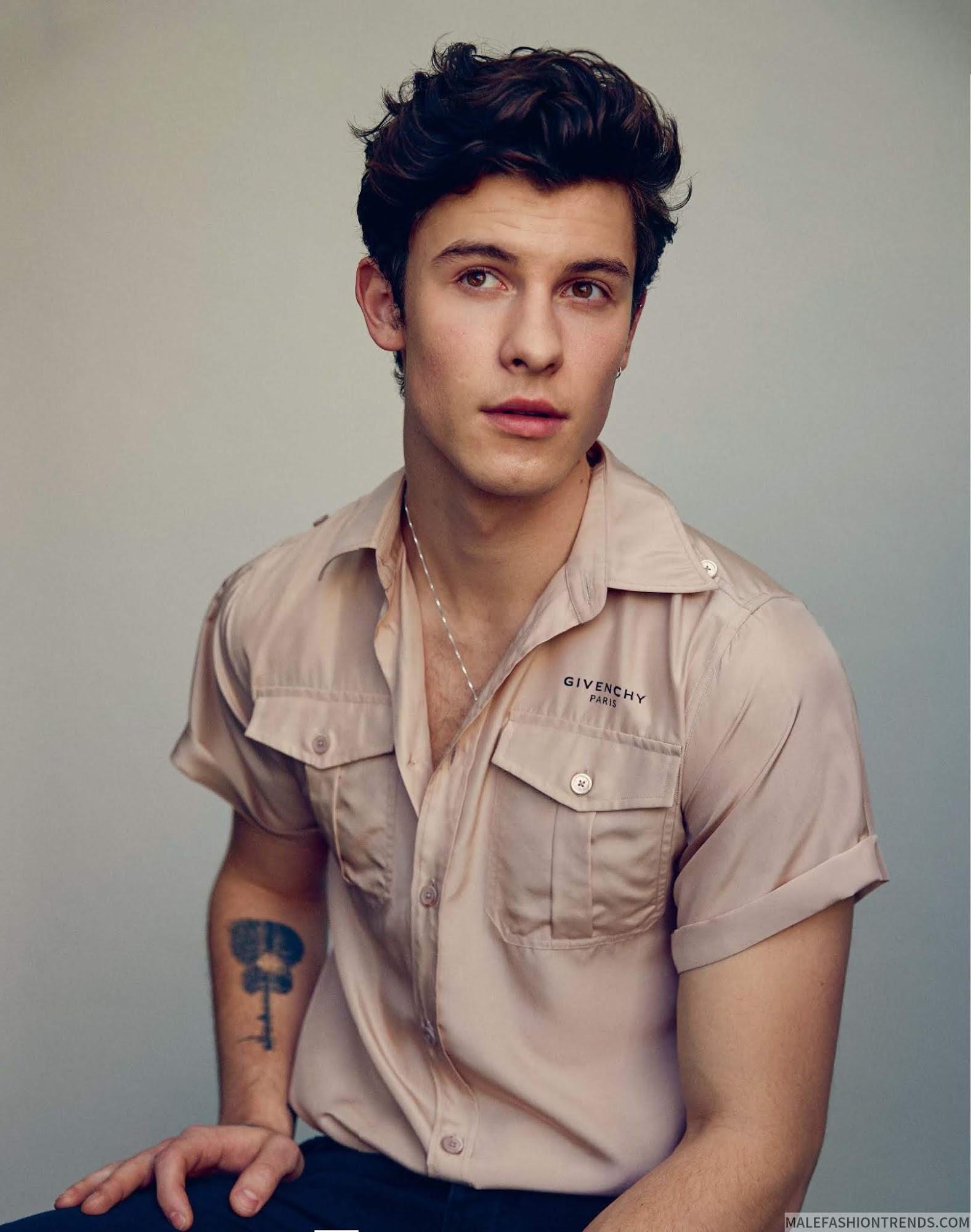 Shawn Mendes: el príncipe del pop para The Observer ...