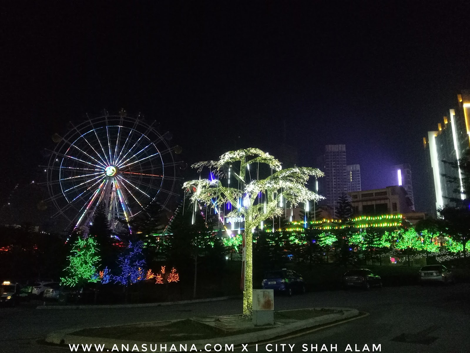 City of Digital Light,  I City Shah Alam