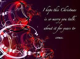Merry Christmas Sayings and Phrases