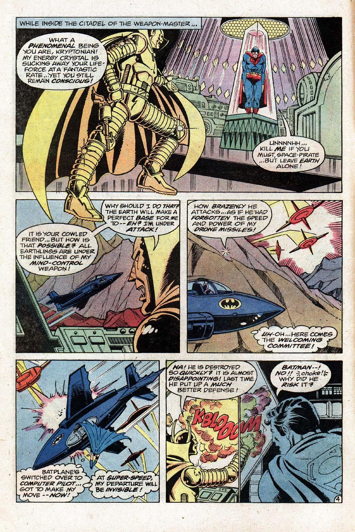 Read online World's Finest Comics comic -  Issue #274 - 6