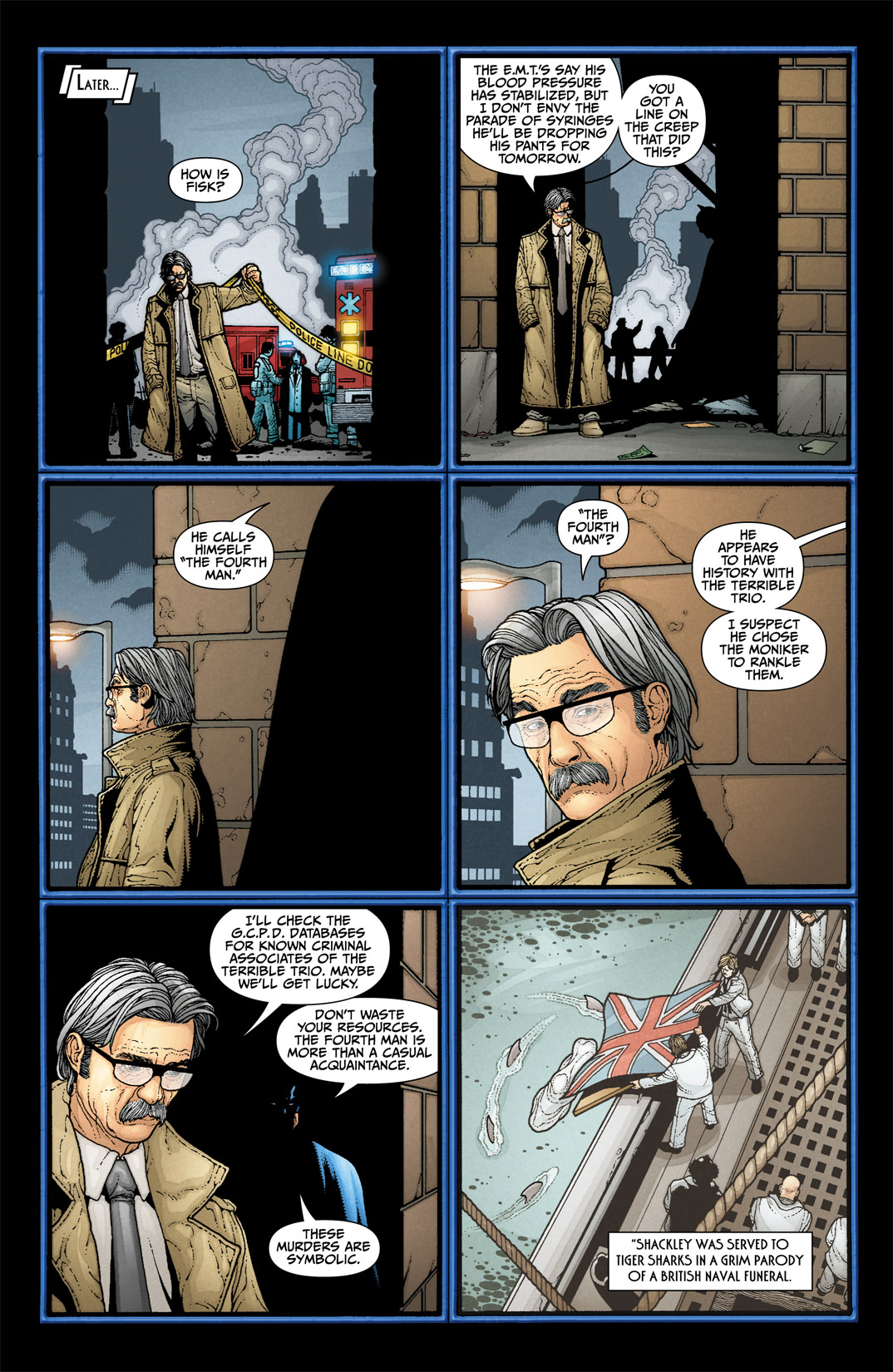 Detective Comics (1937) 832 Page 11