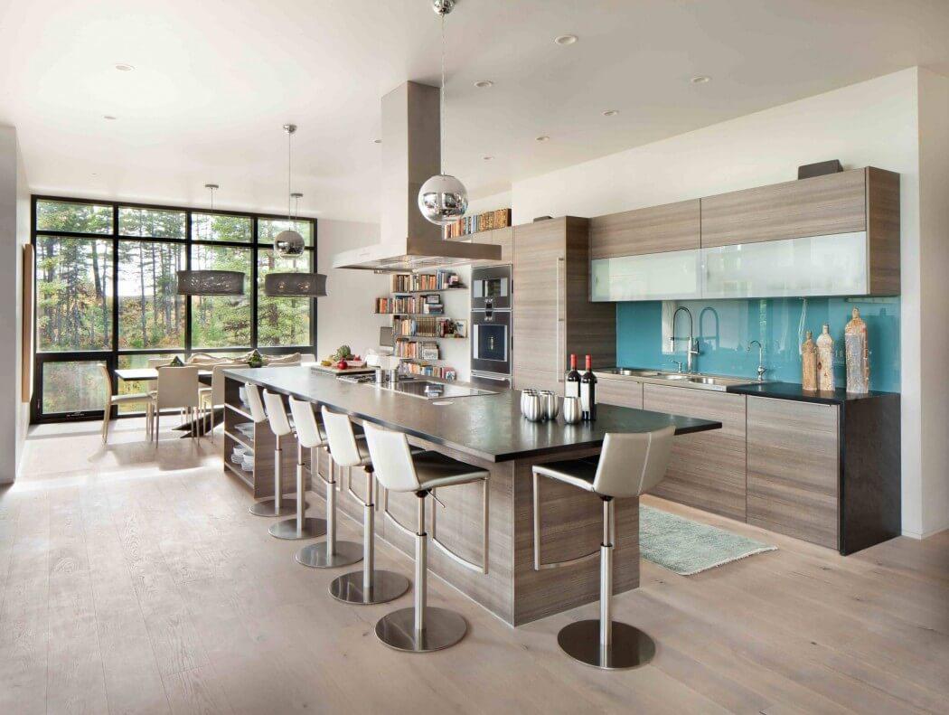 Cozinhas para todos os gostos design innova for Cuisine avec salle a manger integree