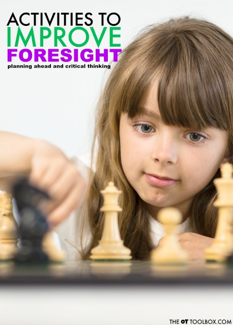 These executive functioning games and activities can help kids develop foresight and the ability to plan ahead with critical thinking.