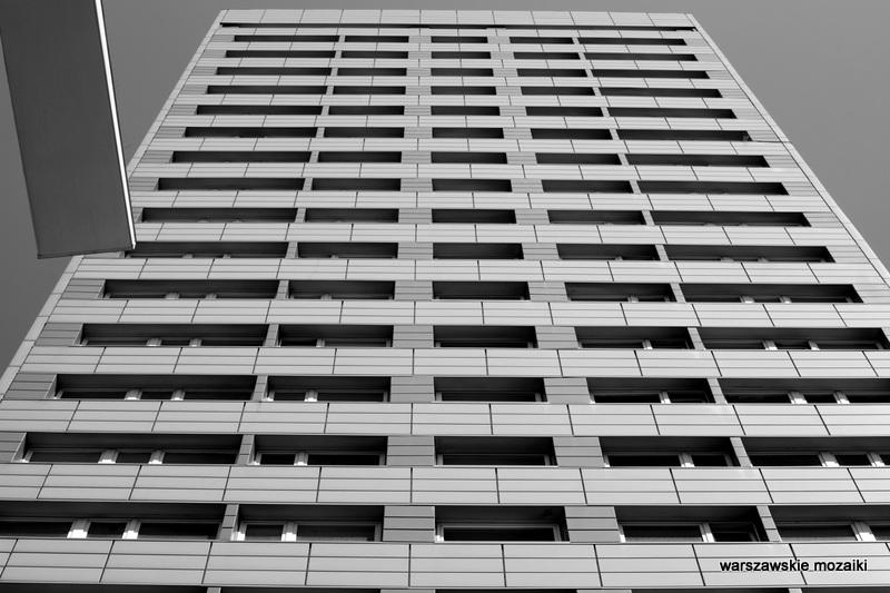 Warsaw blok bloki bloczyska architektura