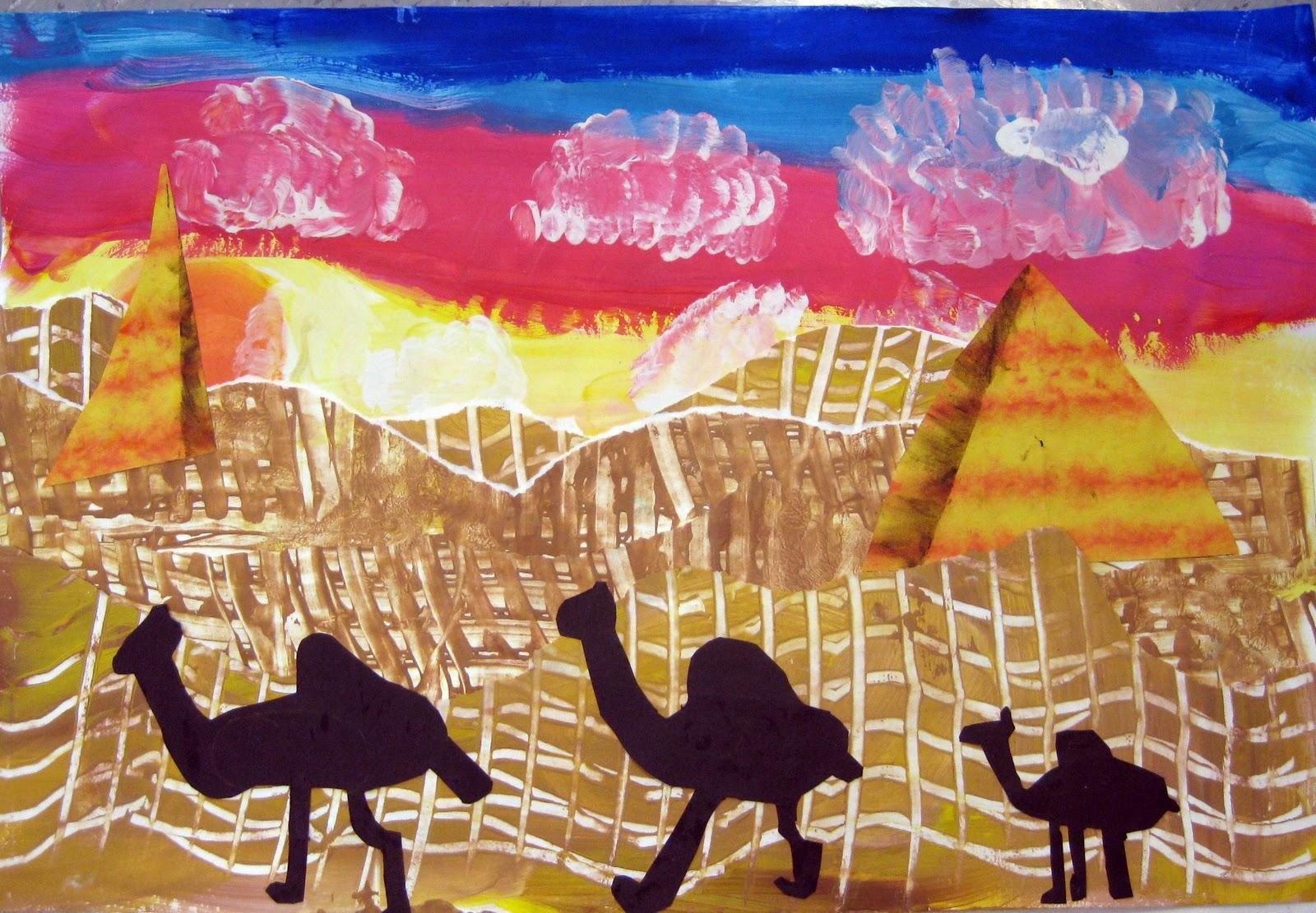 Cassie Stephens How To Draw A Camel