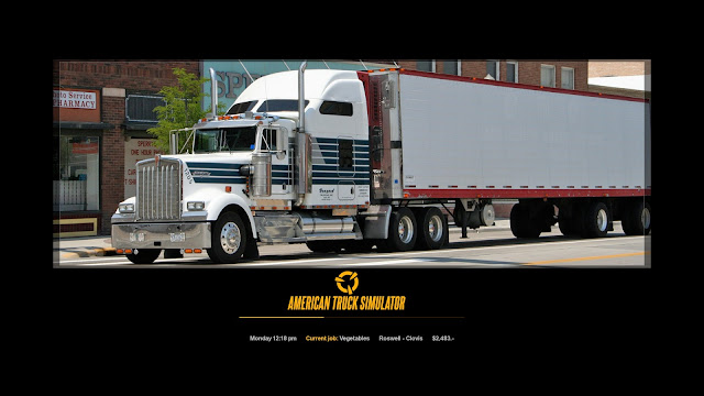ats new photo loading screens 4, kenworth