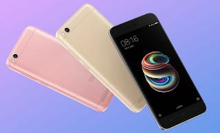 Xiaomi Redmi 5A Launched Inward The 2 Variants