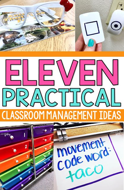 Classroom Management Ideas Practical Easy