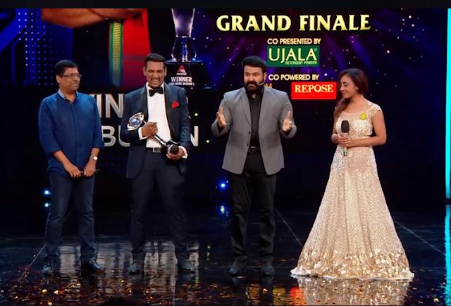 Bigg Boss Malayalam 1 grand finale
