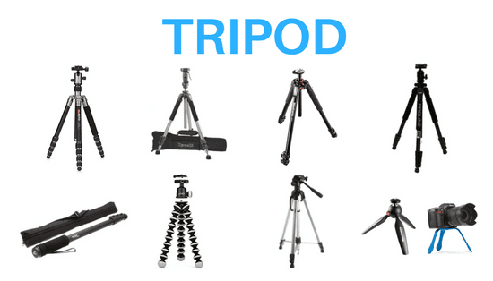 Guide to Tripod For Nikon D3300 D3200 and D3100 [9 Tripods