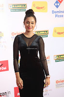 Vennela in Transparent Black Skin Tight Backless Stunning Dress at Mirchi Music Awards South 2017 ~  Exclusive Celebrities Galleries 087.JPG