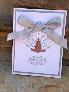 Wedding bells card