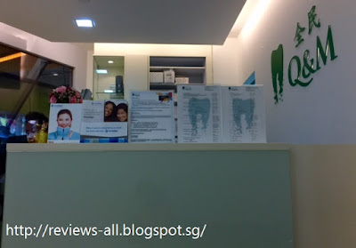 Singapore Dentist How Much