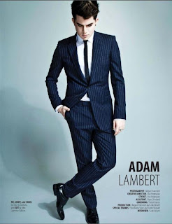 Gorgeous Adam Lambert Trespassing Album