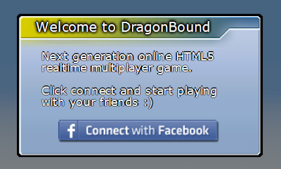 DragonBound welcome