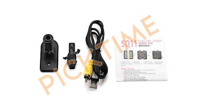 Quelima SQ11 - Microcamera sportiva al risparmio