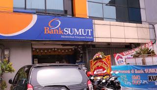 Cara Daftar SMS, Internet dan Mobile Banking Bank Sumut - Sumatra Utara
