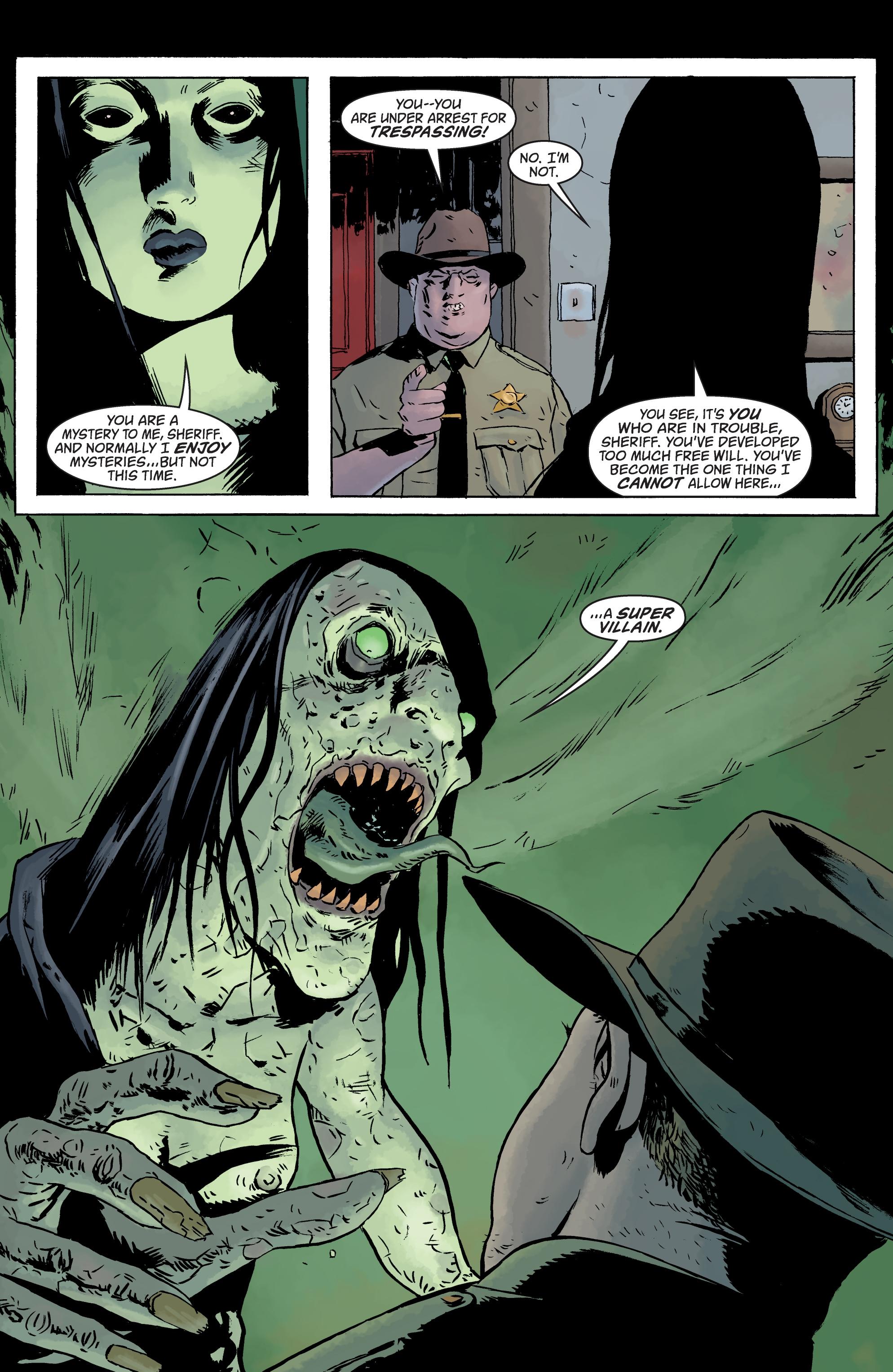 Read online Black Hammer comic -  Issue #10 - 24