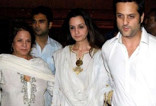 Fardeen Khan Family Wife Son Daughter Father Mother Marriage Photos Biography Profile
