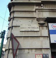 Via Errico Petrella in Milan