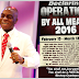 """Operation BY ALL MEANS: Bishop Oyedepo Flags off Phase 3 of Wonder Double Agenda"