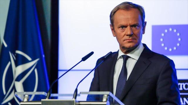 """Tusk califica a Rusia y EEUU de """"problemas"""" para Europa"""