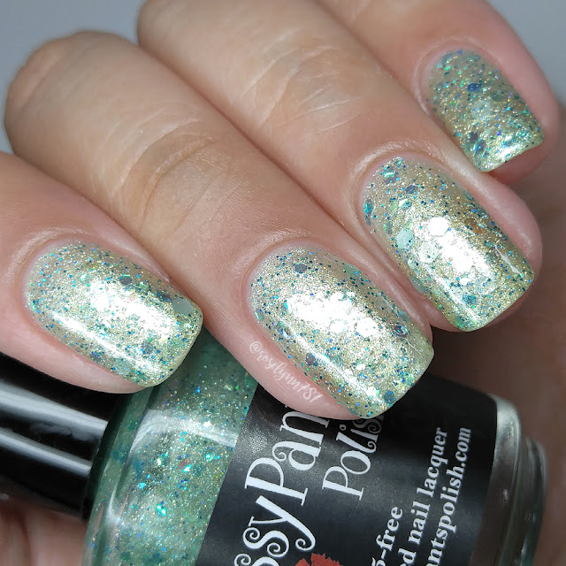 Sassy Pants Polish - Mermaid Tears