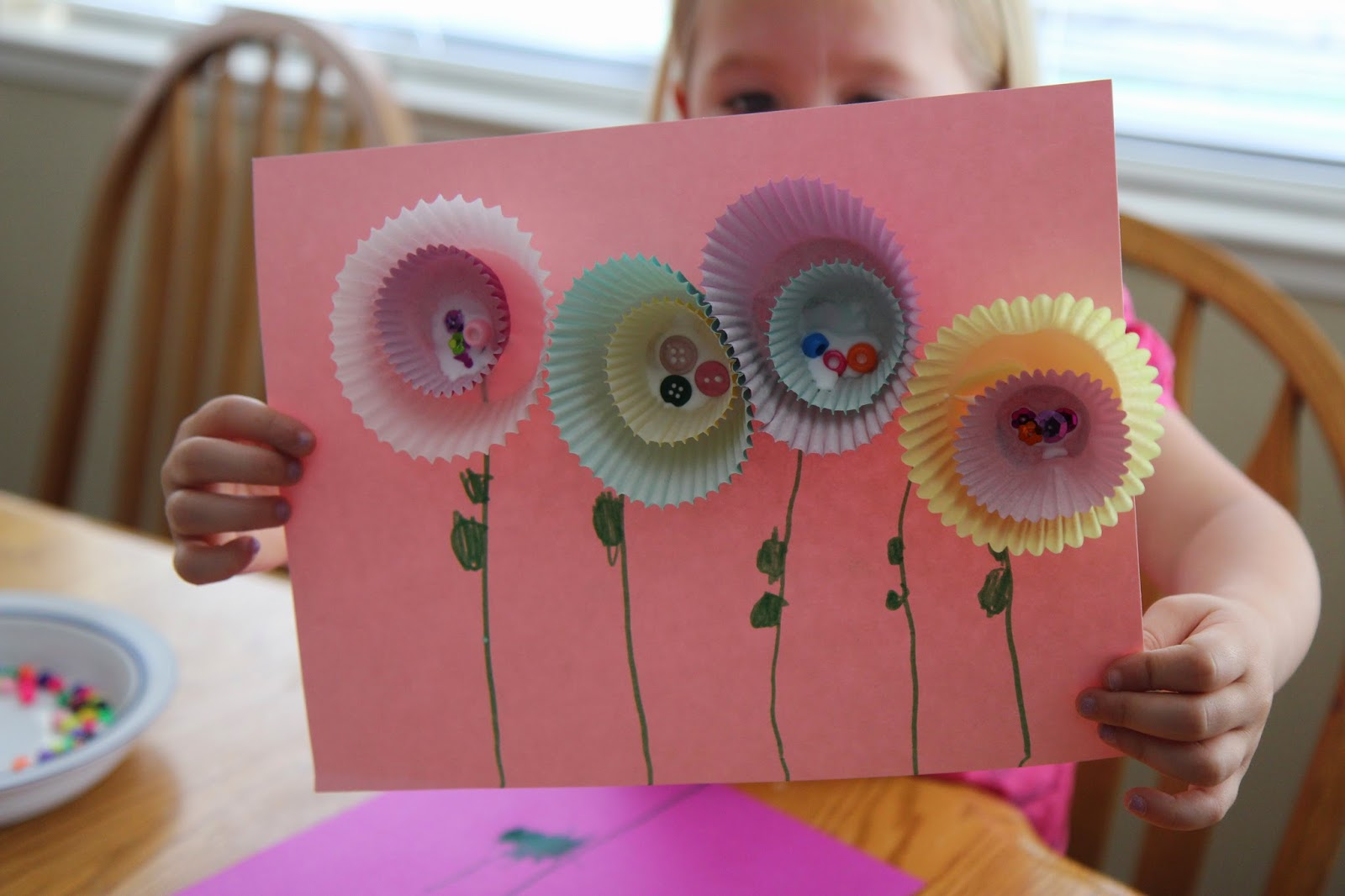 craft ideas making flowers toddler approved for preschoolers with 3924