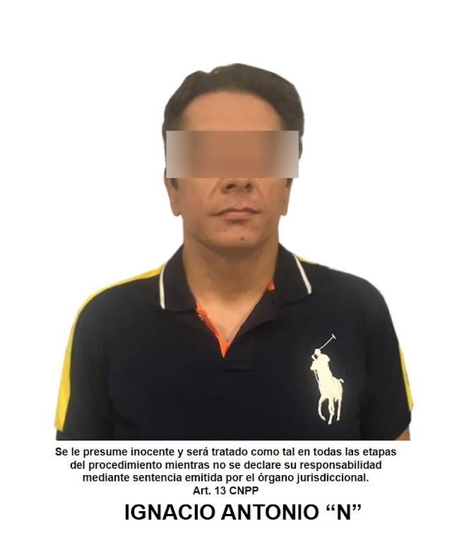 POLICÍA FEDERAL DETIENE EN QUINTANA ROO A SUJETO VINCULADO CON EL DELITO DE TRATA DE PERSONAS